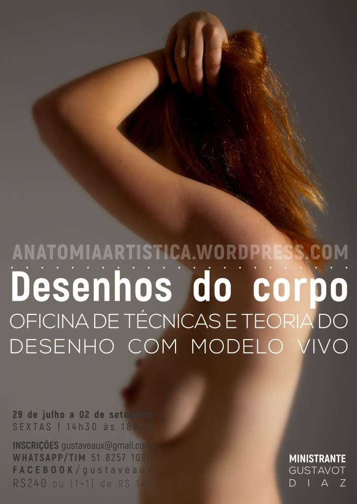 Deenhos do Corpo 3, Cartaz