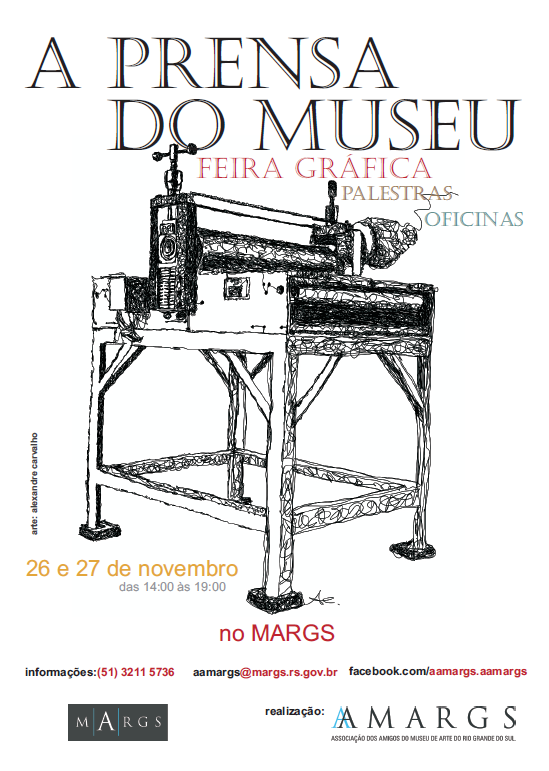 A PRENSA DO MUSEU