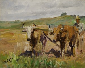 00089 Benito Castañeda - Vida de fazenda