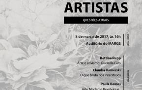 mulheres artistas
