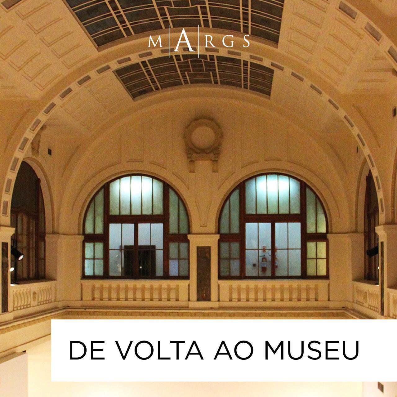 De volta ao museu