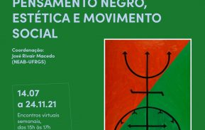 """Presença Negra no MARGS apresenta curso """"Pensamento negro, estética e movimento social"""", coordenado por José Rivair Macedo"""