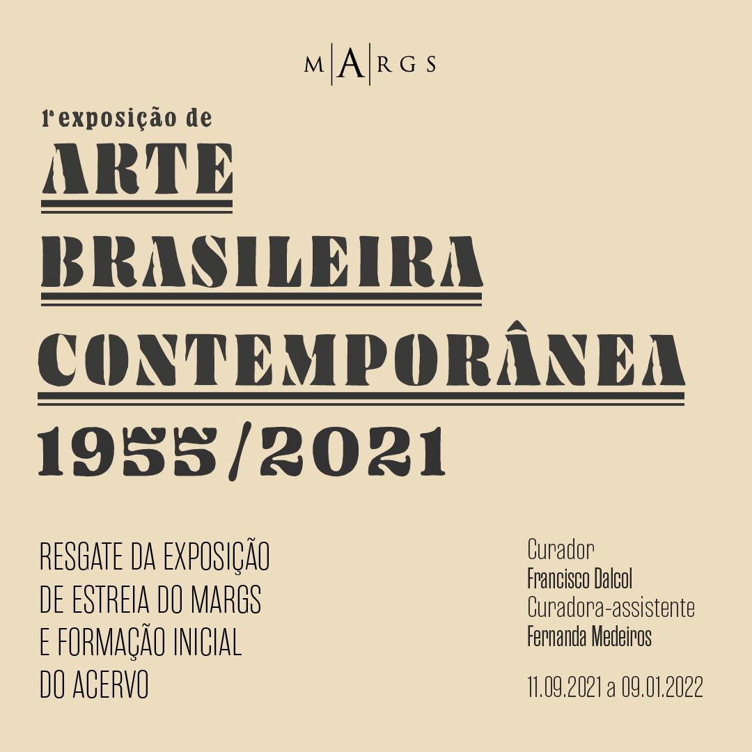 arte brasileira contemporânea